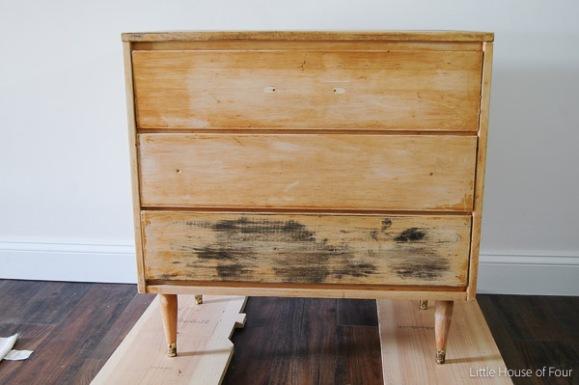 MId Century Goodwill Dresser Makeover-1126
