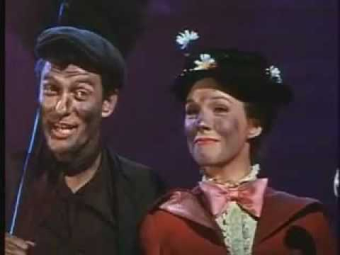 mary poppins blackface